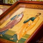 В День памяти св. апостолов Петра и Павла в Никольском соборе прошли престольные торжества
